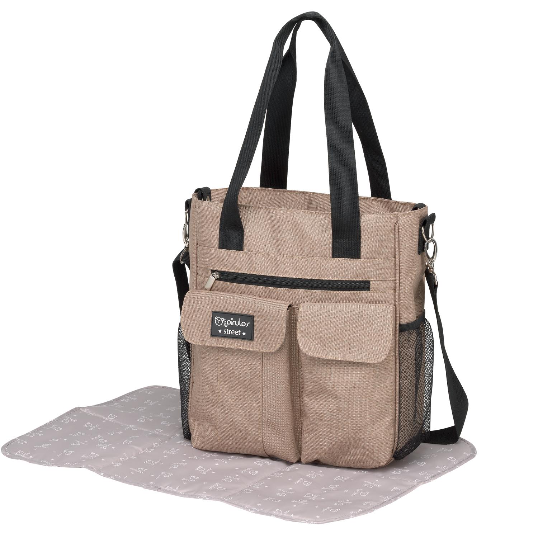 bolso carry  + cambiador