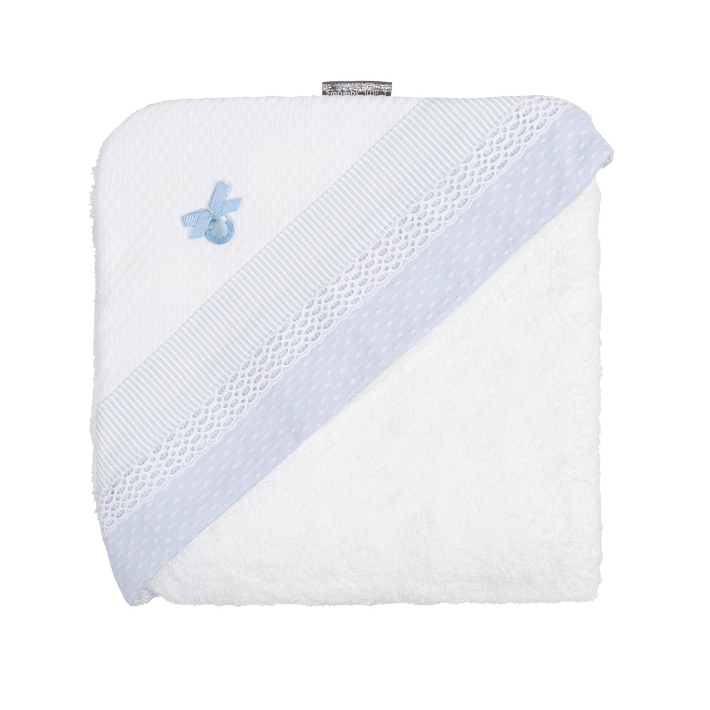 Capa de baño 100% algodón 100x100cm